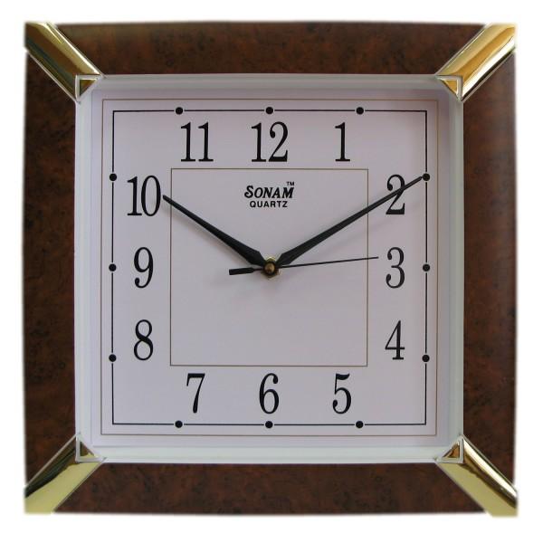 Настенные часы из песка династия